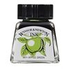 Winsor & Newton Drawing Ink 14ml Apple Green