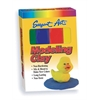Non-Hardening Modeling Clay Primary 4-Pack