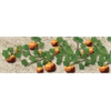 "Architectural Model Pumpkins 1 3/8"" 2-Pack"