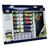 Royal & Langnickel Essentials 21-Piece Acrylic Painting Set