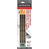 General's Peel & Sketch Paper Wrapped Charcoal Pencil Set