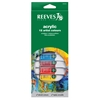 Reeves 10ml Acrylic 12-Color Set