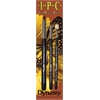 Dynasty IPC IPC Artist Brush 3-Brush Set LPB SPB & SOF