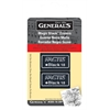 General's Magic Black Soft Erasers 2-Pack