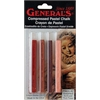 Compressed Earth Tone Pastel Chalk Sticks