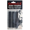 General's Jumbo Graphite Sticks