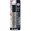 Metallic Paint Marker Gold/Silver 2-Pack