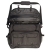 Deluxe Traveler Messenger Bag Black