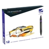 Prismacolor Premier Art Marker 12-Color Primary/Secondary Set