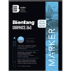 "Bienfang Graphics 360 9"" x 12"" Layout Paper Pad"