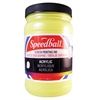 Speedball Acrylic Screen Printing Ink Primrose Yellow 32oz