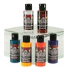 Wicked Colors Airbrush Paint Secondary 6-Color Set