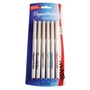 Speedball Elegant Writer Calligraphy 6-Color Fine Marker Set