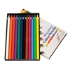 Woodless Pencil 12-Color Set