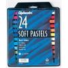 Alphacolor Soft Pastels Basic 24-Color Set