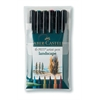 PITT Artist Brush Pen Landscape 6-Color Set