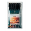 PITT Artist Brush Pen Terra 6-Color Set