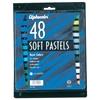 Alphacolor Soft Pastels Basic 48-Color Set