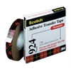 Scotch ATG Adhesive Transfer Tape 1/2""