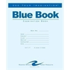 "Exam Blue Books 8.5"" x 11"" 6 Sheet"