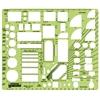 House Plan Fixtures Template