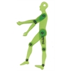 """Alvin Human Figure 6.75"""" Template"""