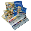 Cray-Pas Specialist Oil Pastel 25-Color Set