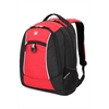 "SwissGear 18"" Backpack, Black/Red"
