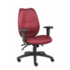 Boss Burgundy High Back Task Chair