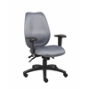 Boss Grey High Back Task Chair