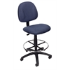 Boss Drafting Stool (B315-Be) W/Footring