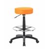 The DOT drafting stool, Orange