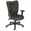 Boss Black Task Chair With 3 Paddle Mechanism