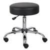 Boss Black Caressoft Medical Stool