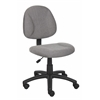 Boss Grey  Deluxe Posture Chair