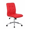 Modern Office Chair - Red