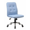 Modern Office Chair - Light Blue