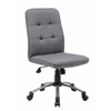 Modern Office Chair - Slate Grey