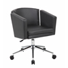 Boss Metro Club Desk Chair - Black