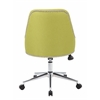 Boss Carnegie Desk Chair - Chartreuse