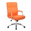 Boss Modern Executive Conference Chair - Orange