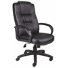 Boss Executive High Back LeatherPlus Chair