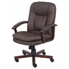 Versailles Cherry Wood Exec. Chair