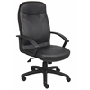 Boss High Back Leatherplus Chair
