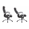 Boss Hinged Arm Executive Chair With Synchro-Tilt