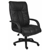 Boss Italian Leather High Back Executive Chair