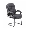 Boss Executive Pillow Top Guest Chair