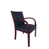 Boss Wood Side Guest Chair