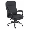Boss Heavy Duty Double Plush CaressoftPlus Chair - 350 Lbs.