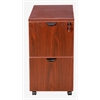 Boss Mobile Pedestal, File/File Cherry 16*22*29.5H